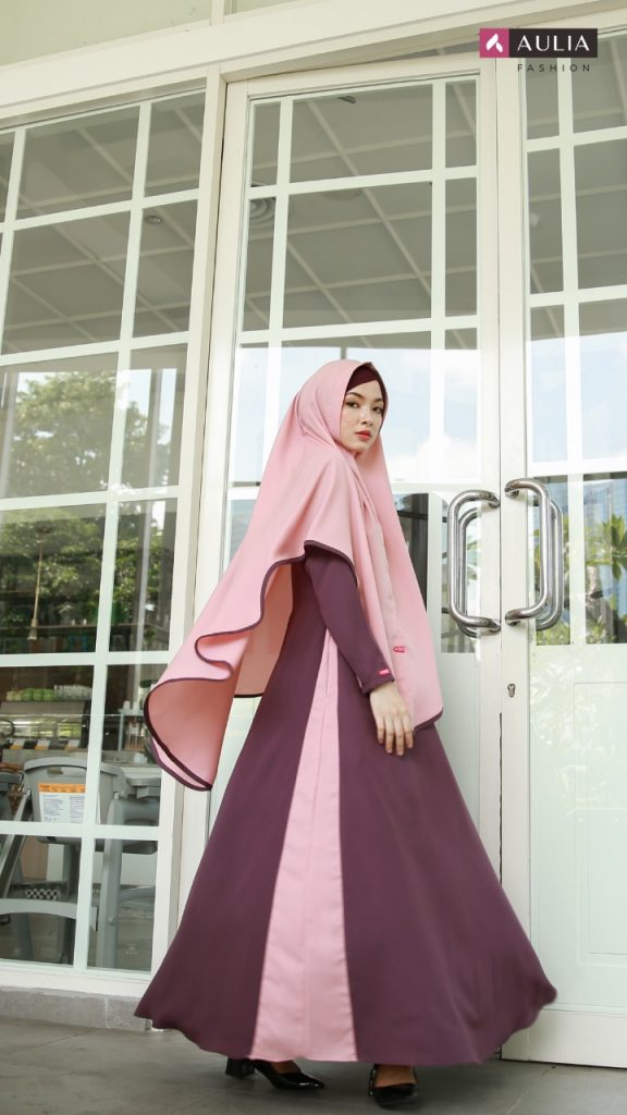 Gamis Kayseri Blooming Rose