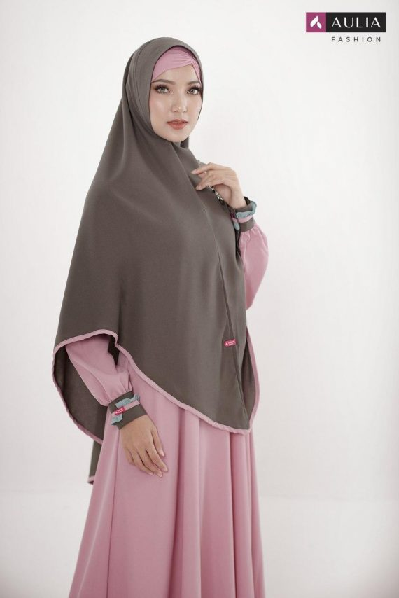 √ Katalog Gamis Aulia Fashion Terkini [UPDATED]